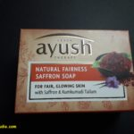 Lever ayush natural fairness soap review, photos
