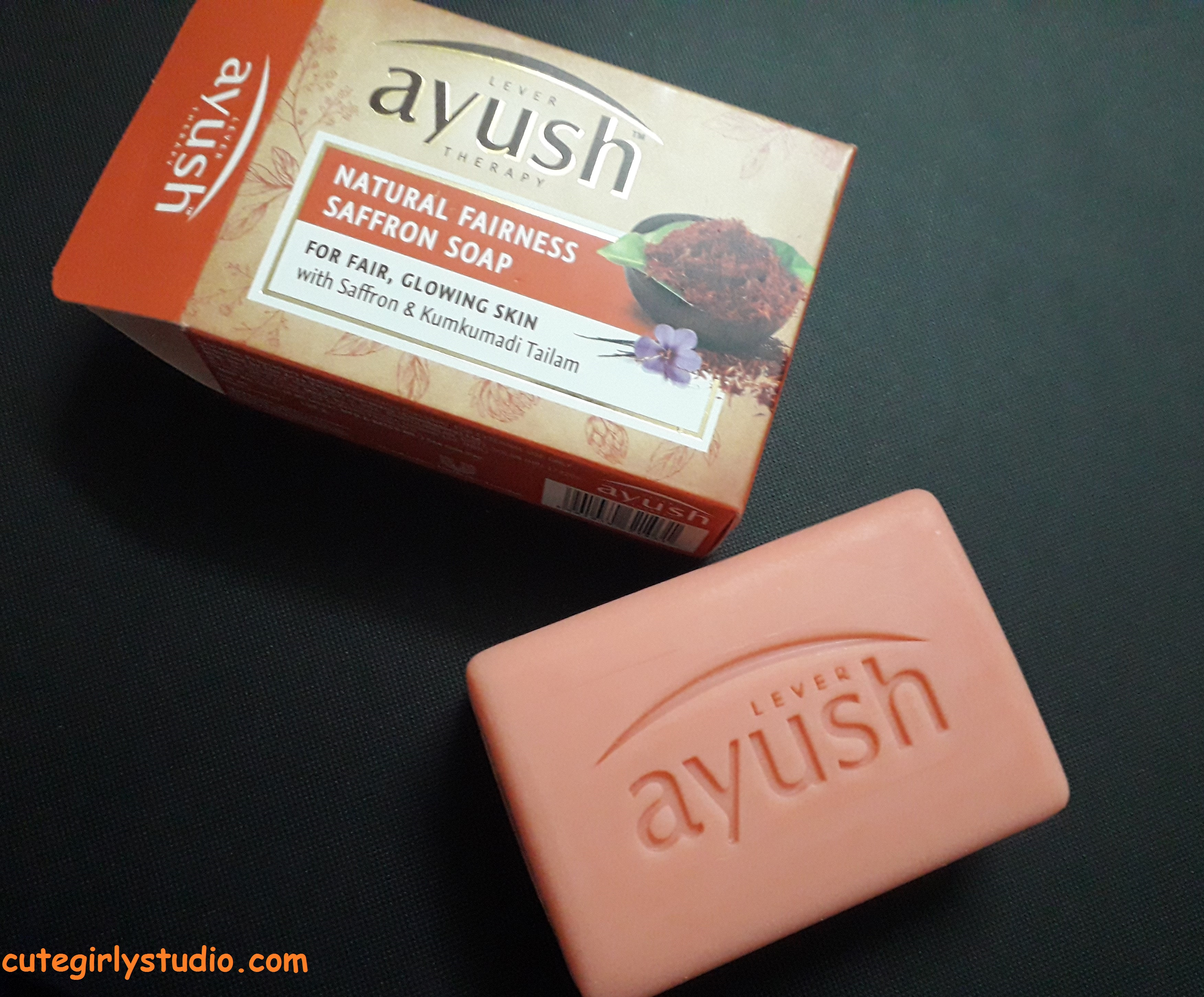 Lever ayush natural fairness soap review