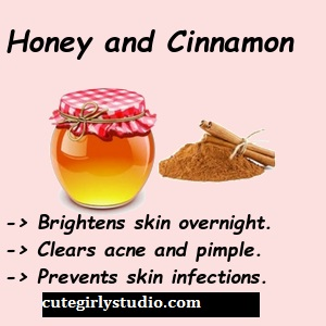Amazing face masks with simple two ingredients