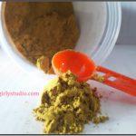 Yami herbals skin polishing scrub review