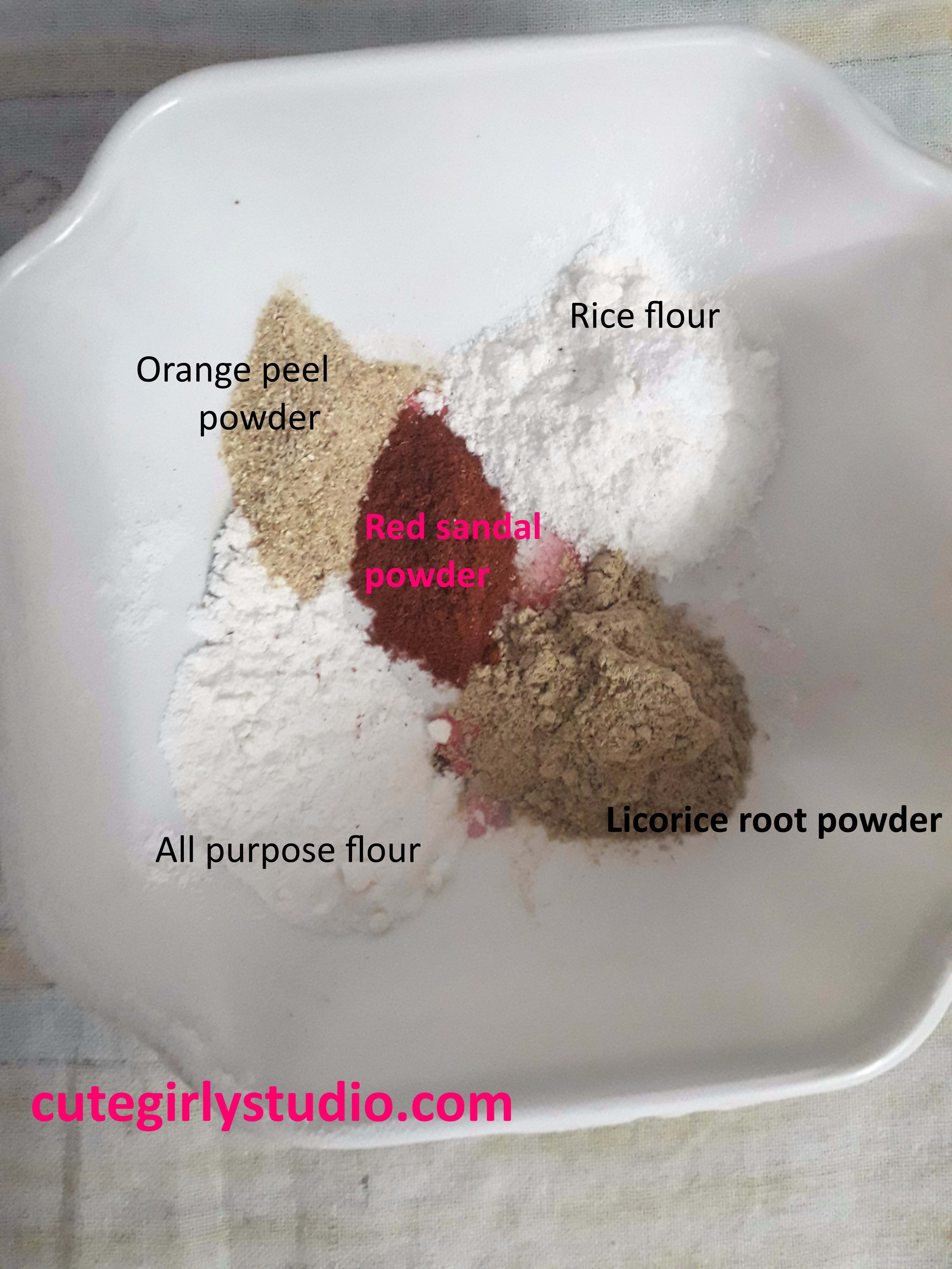 MIRACLE DIY CREAM SCRUB TO REMOVE DARK UNDERARMS