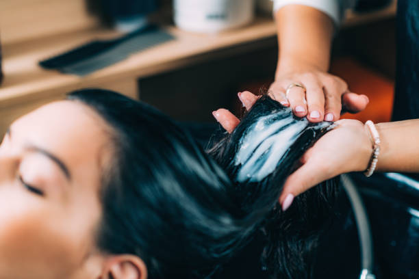 Toxic ingredients in hair care products