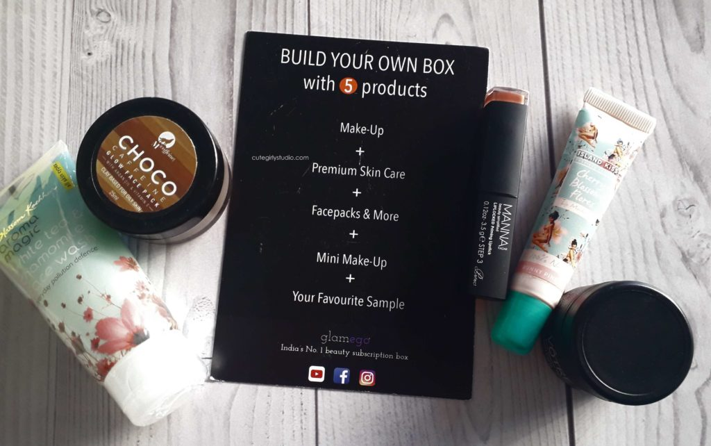 What's Inside the Glamego Box September 2018