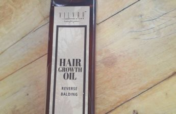 Vilvah hair growth oil (Reverse balding) review