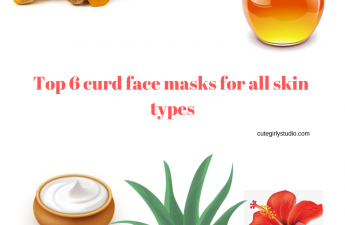 Top 6 curd face masks for all skin types