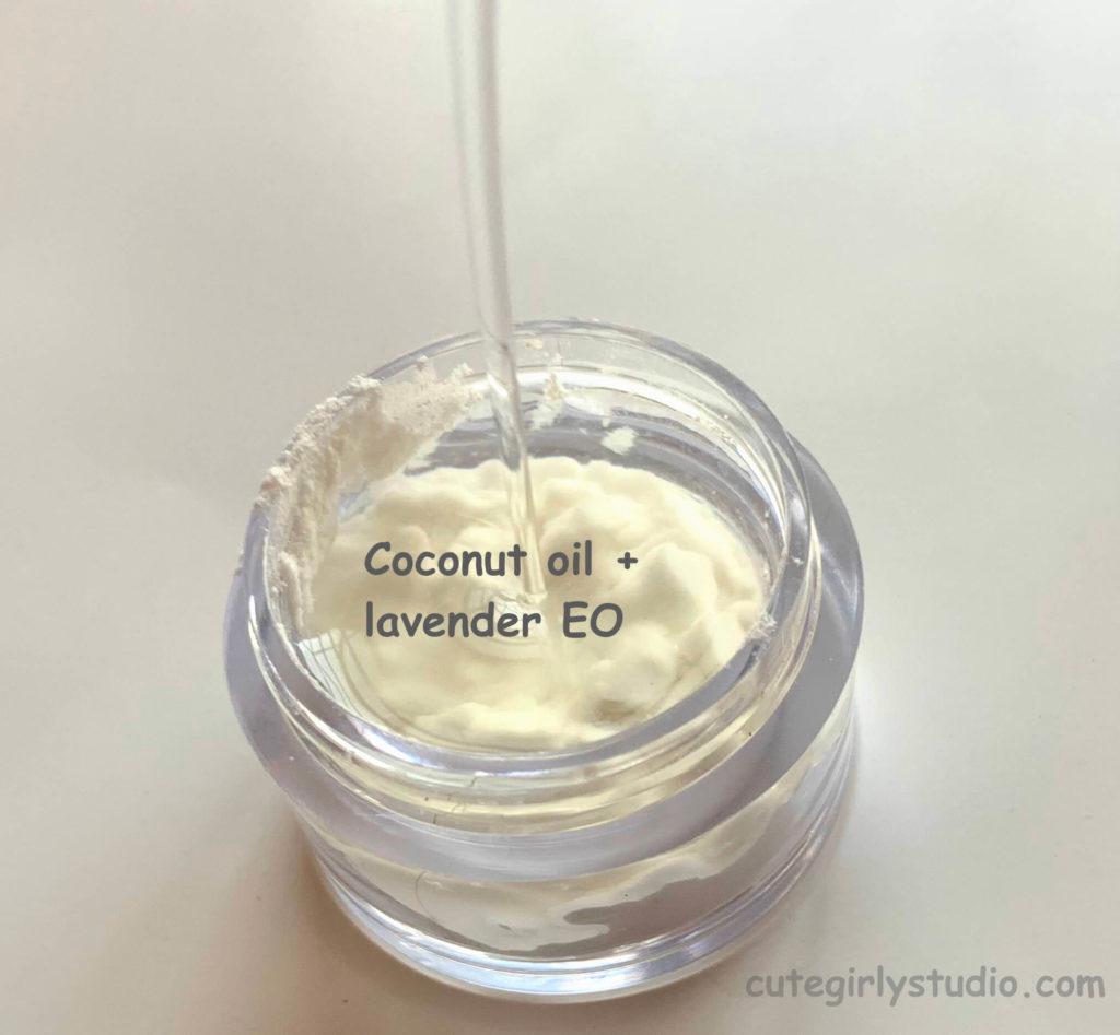 Homemade Lavender deodorant - DIY