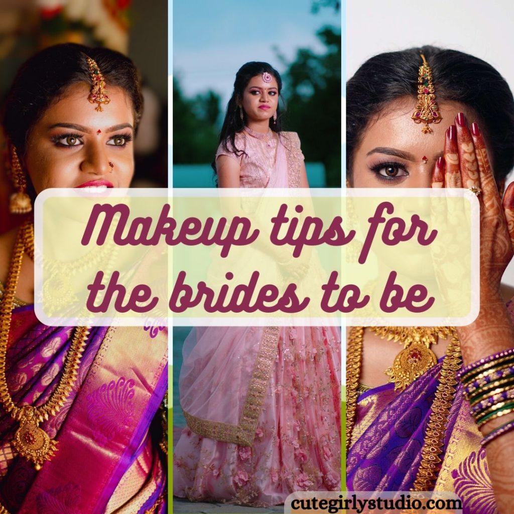 Wedding bells- part 3- Bridal Makeup tips